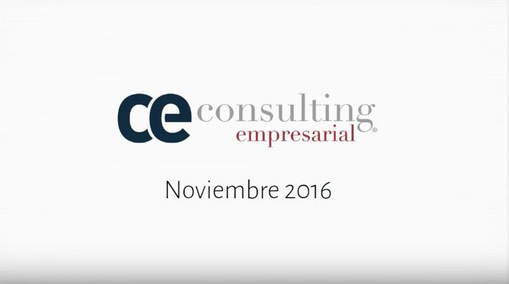 Asesor Informa noviembre 2016 CE Consulting Empresarial