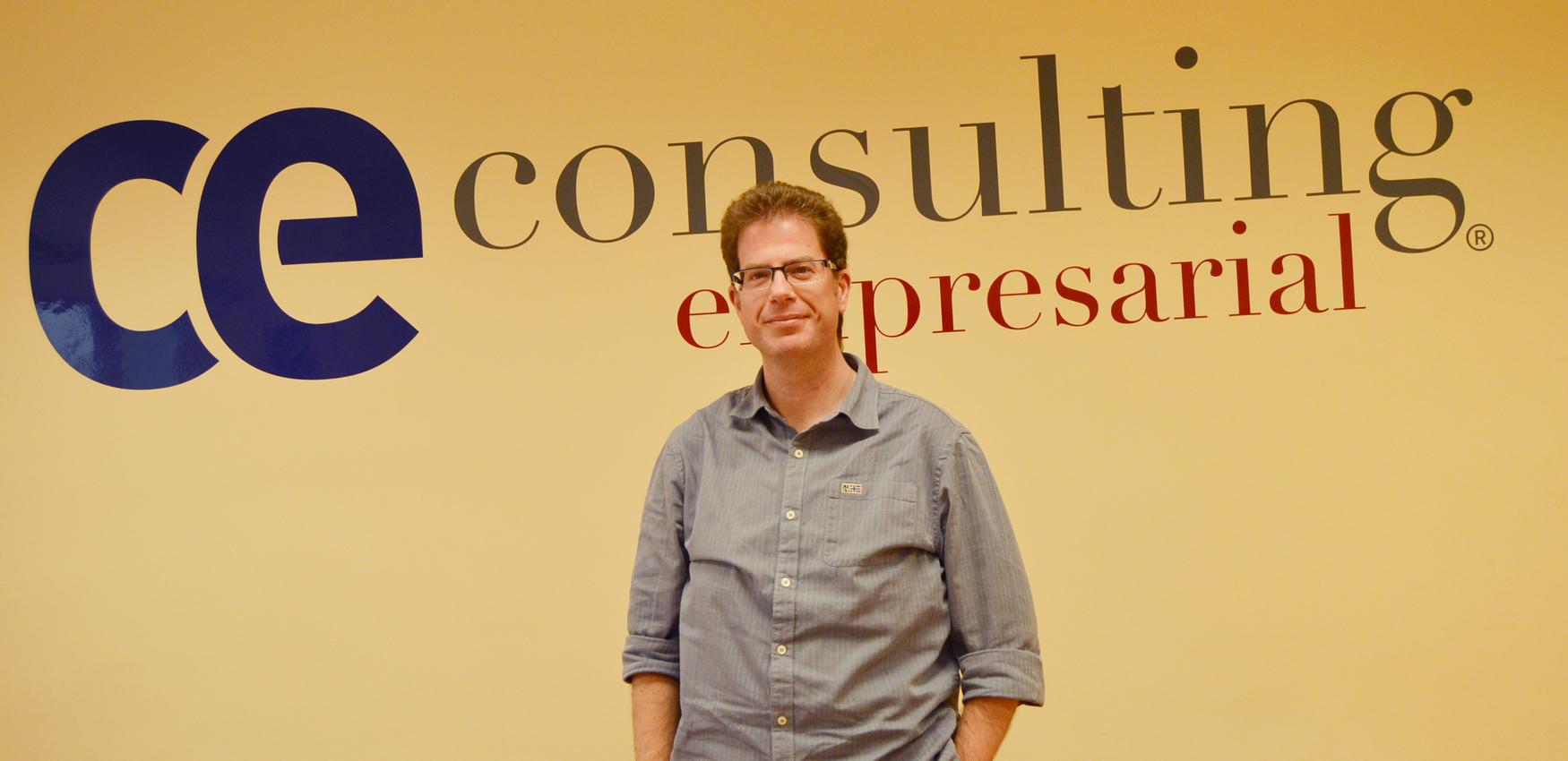 Jose Humberto González, director de la oficina CE Consulting Barcelona - Mataró